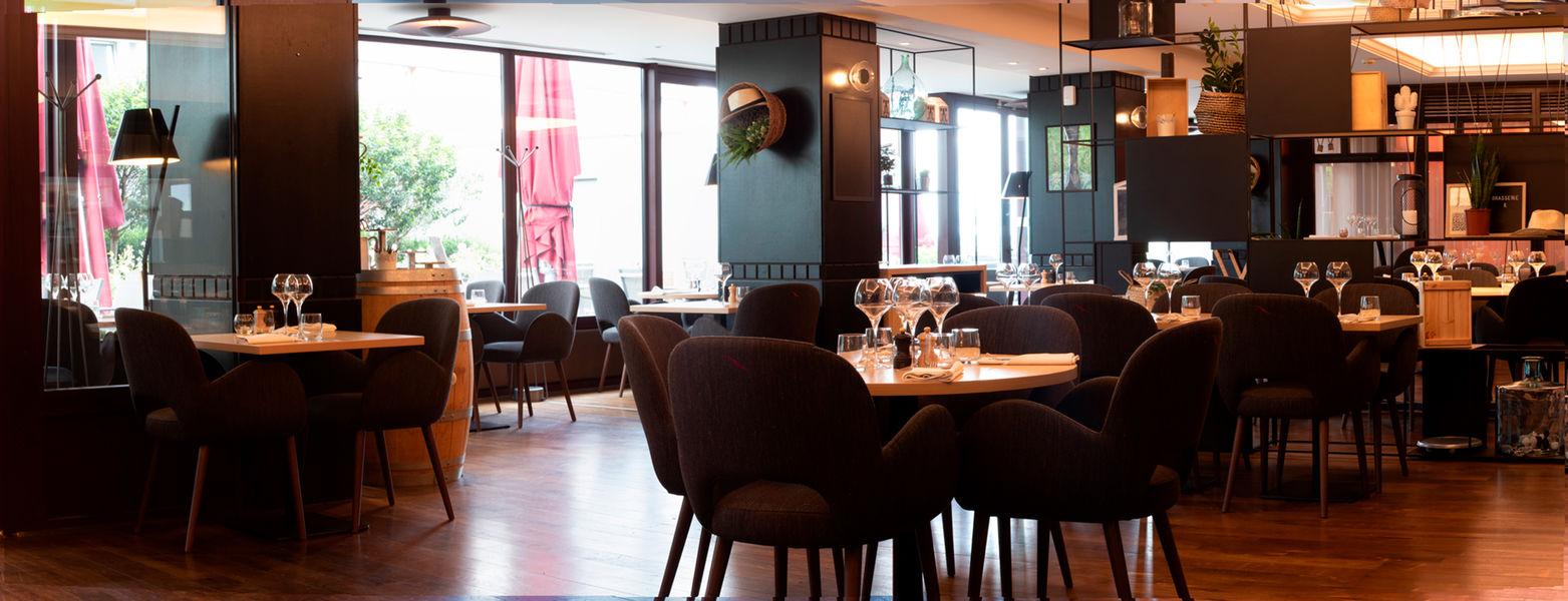 Holiday Inn Mulhouse**** Restaurant - Brasserie K