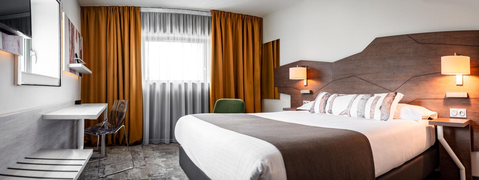 Quality Hôtel Belfort**** Chambre standard