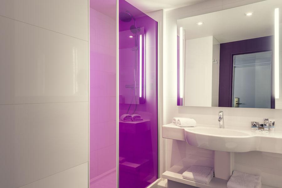 Mercure Paris Bercy Bibliothèque **** Salle de bain de chambre