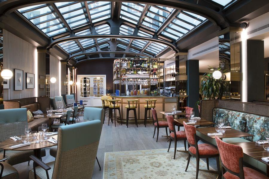 Maison Bréguet Restaurant
