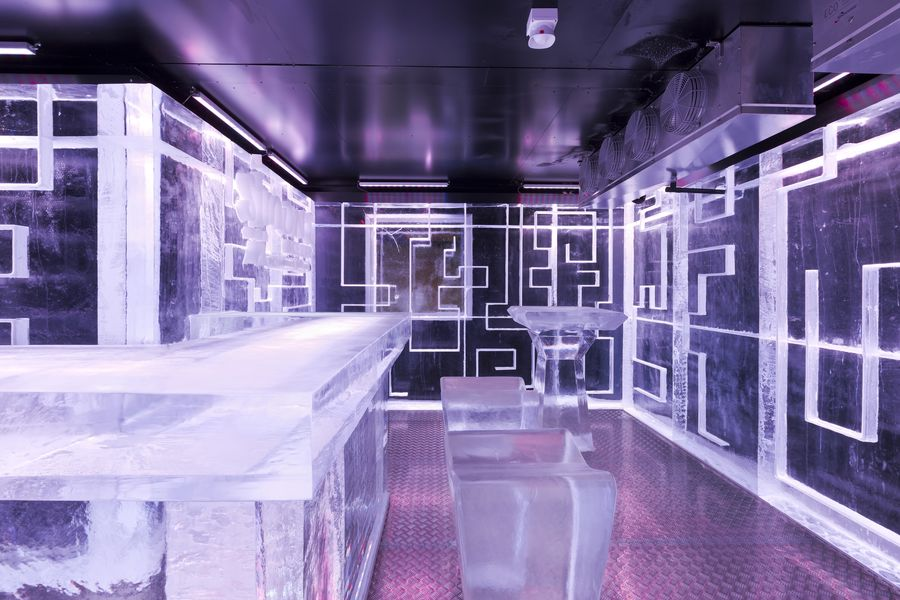 Simon's Paris *** Boutique Hôtel & Ice Bar Ice Bar