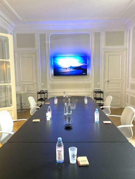 W'inn Club by Work Inn  Salle de réunion W'innston
