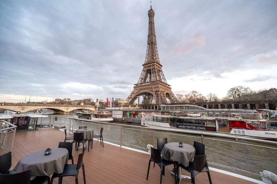 Vedettes de Paris - Bateau Paris Trocadéro 11