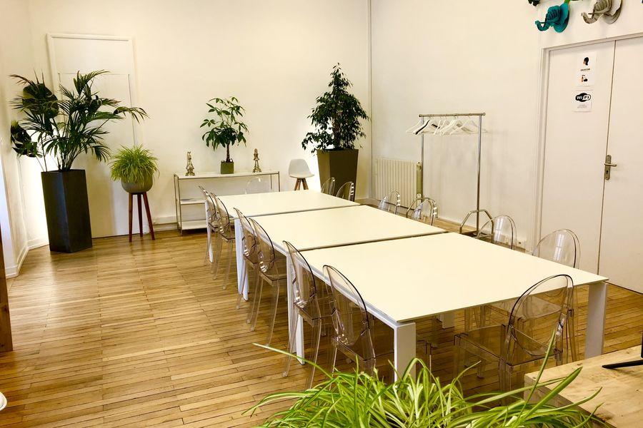 Le Puzzle Salle Graslin - réunion