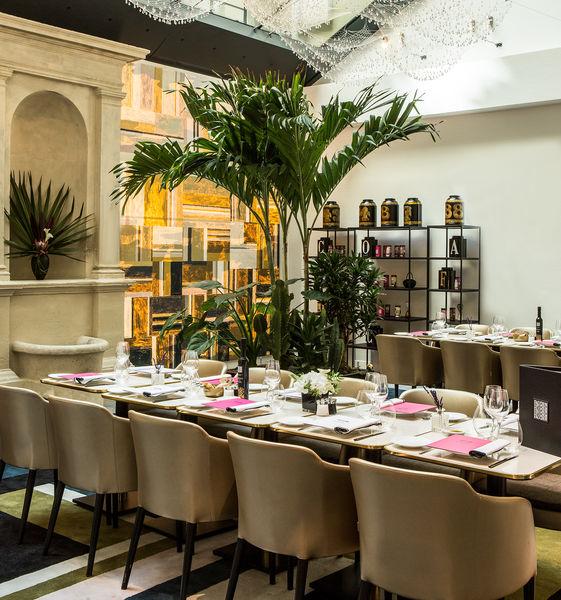 Fauchon L'Hôtel Paris ***** Salon des Thés