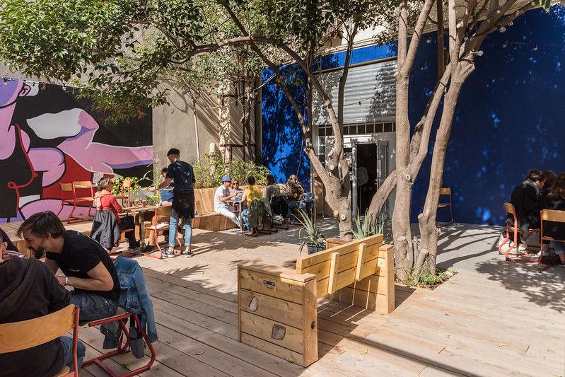 Coco Velten - 5 espaces privatisables La Cantine et sa terrasse