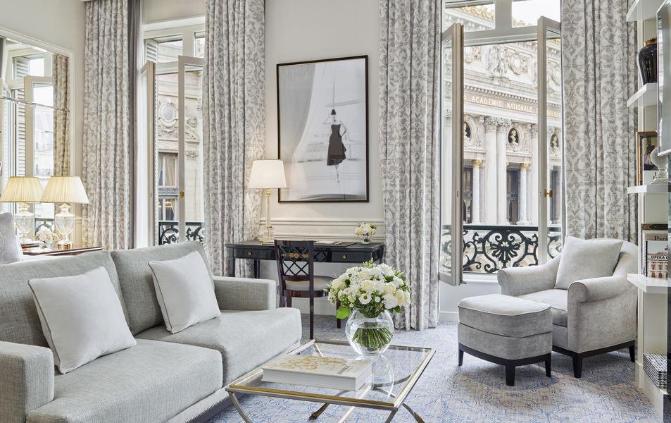 Hôtel Intercontinental Paris Le Grand *****, IHG Junior Suite