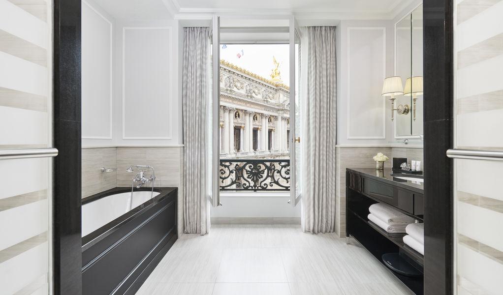 Hôtel Intercontinental Paris Le Grand *****, IHG Salle de bain