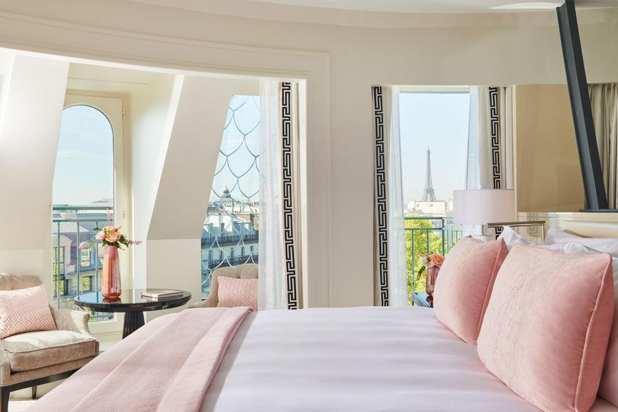 Hôtel Intercontinental Paris Le Grand *****, IHG Suite La Parisienne