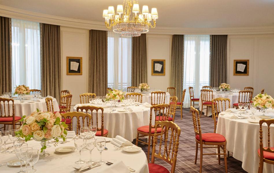 Hôtel Intercontinental Paris Le Grand *****, IHG Salon Messager