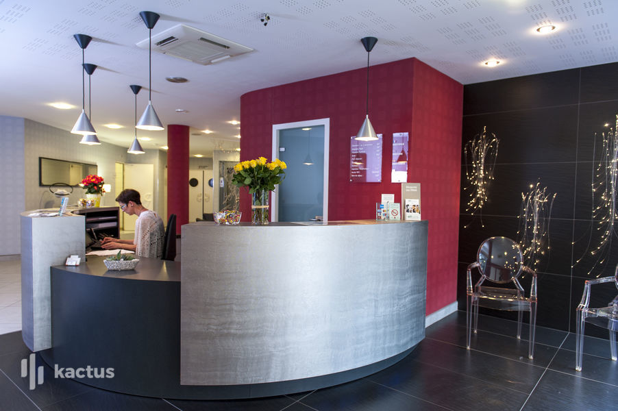 Brit Hotel Belfort Centre **** Réception