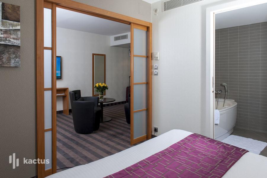 Brit Hotel Belfort Centre **** Suite