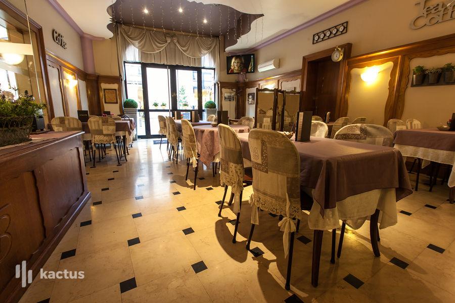 Brit Hotel Bristol Montbéliard Centre *** Salon de thé