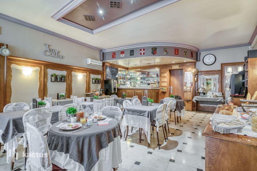 Brit Hotel Bristol Montbéliard Centre *** Salle petit déjeuner