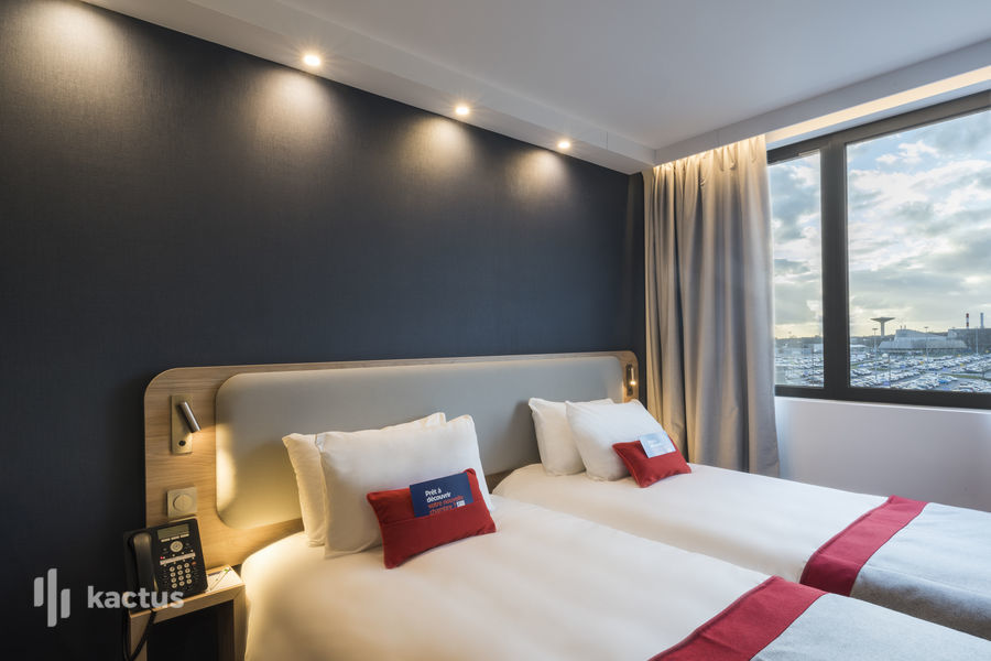 Holiday Inn Express Paris - CDG Airport, IHG Chambre Twin
