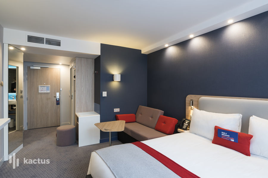 Holiday Inn Express Paris - CDG Airport, IHG Chambre double