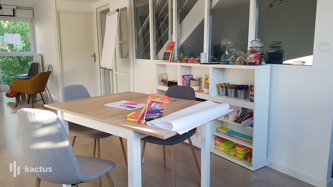Laco' La Maison, une salle de créativité