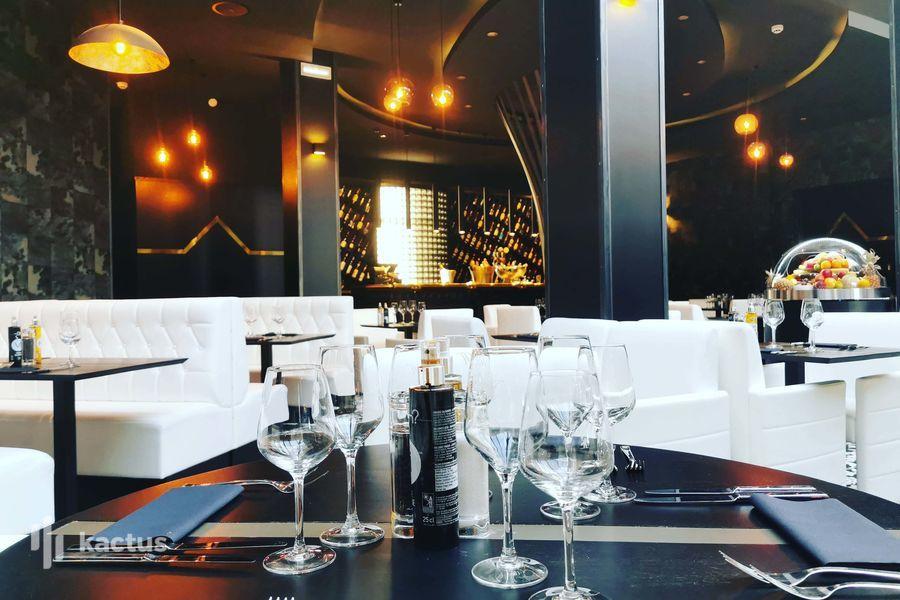 Le Grand Hôtel **** Le Touquet - Resort & Spa Restaurant