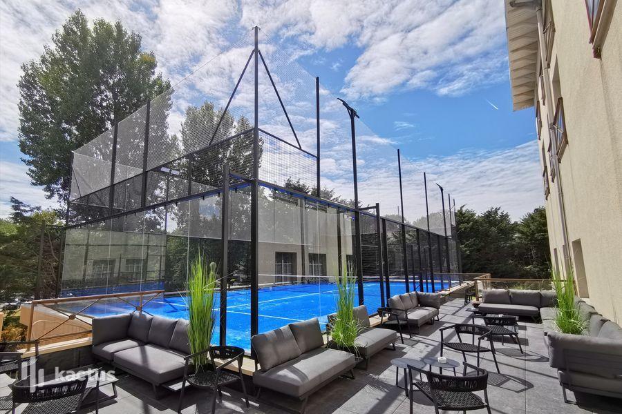 Le Grand Hôtel **** Le Touquet - Resort & Spa Padel Tennis