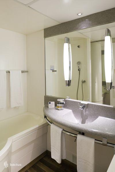 Novotel Pont De L'Arc Fenouilleres **** Salle de bain