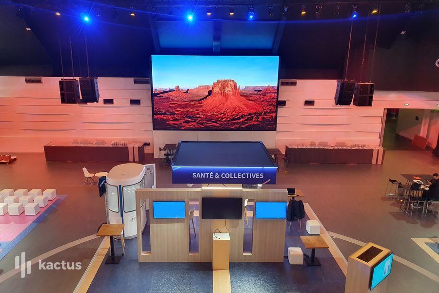Les Pyramides - Port Marly Congrès 47