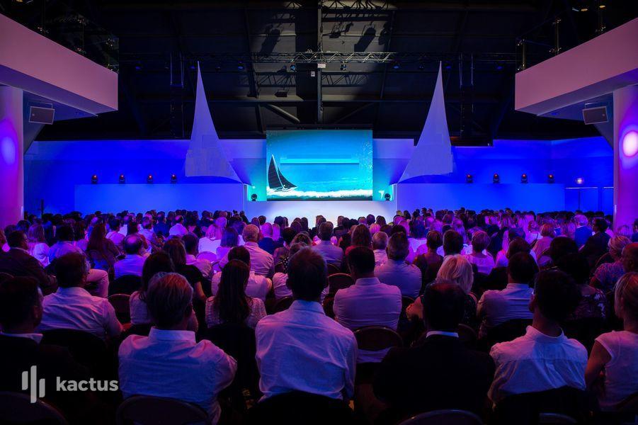 Les Pyramides - Port Marly Congrès L'Opale (réunion)