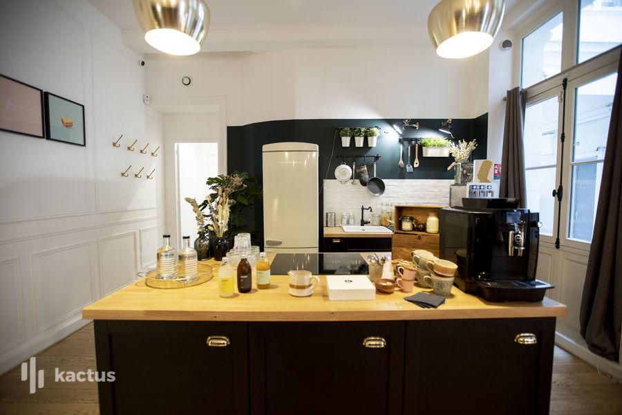 L'Atelier Reeve La Cuisine