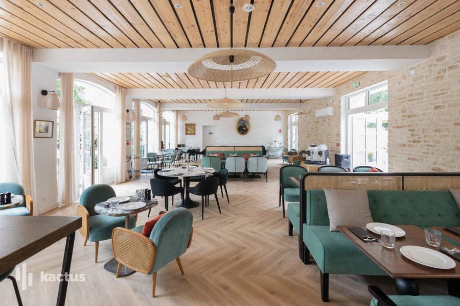 Novotel Demeure de Campagne Domaine de Maffliers **** Les Erables Restaurant