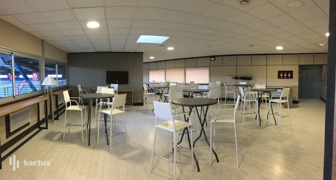 Stade Michel d'Ornano (Malherbe) Salon des Etoiles