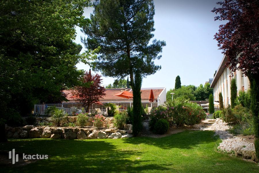 Novotel Aix-en-Provence Beaumanoir Les 3 Sautets **** Extérieur