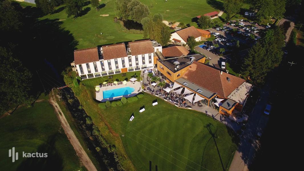 Golf Hôtel Charmeil *** 59