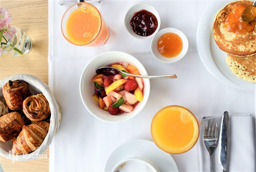 Golf Hôtel Charmeil *** Petit-déjeuner
