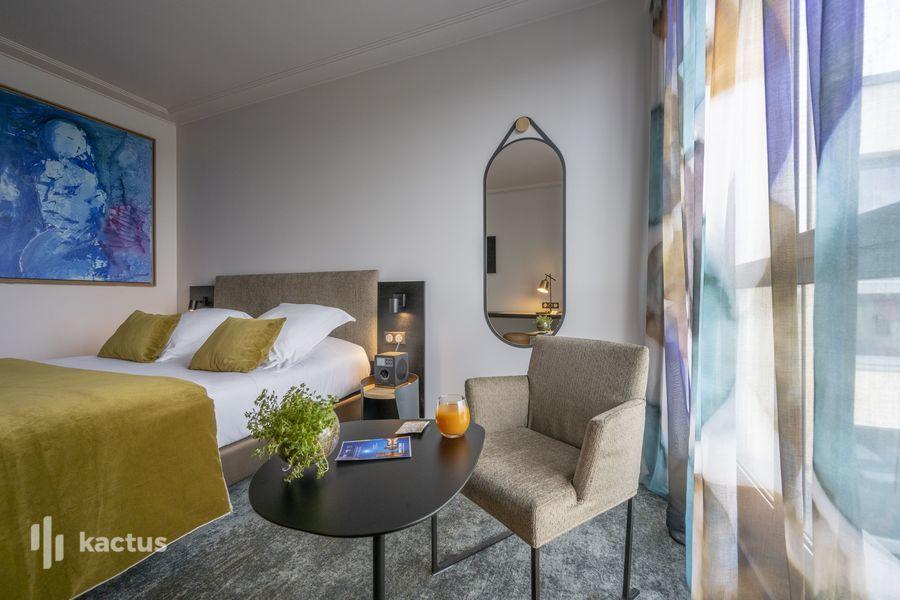 Best Western Premier Masqhotel **** Chambre Design