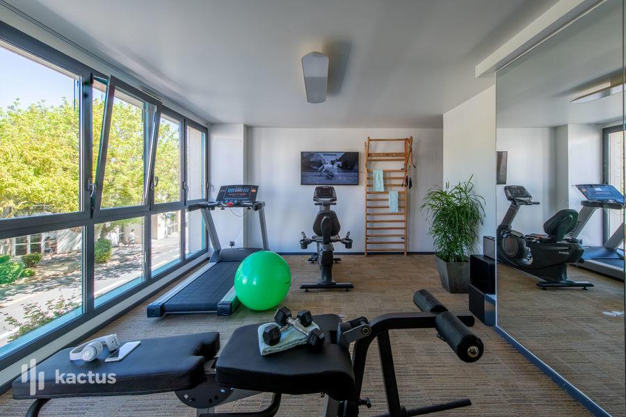 Best Western Premier Masqhotel **** Salle de fitness