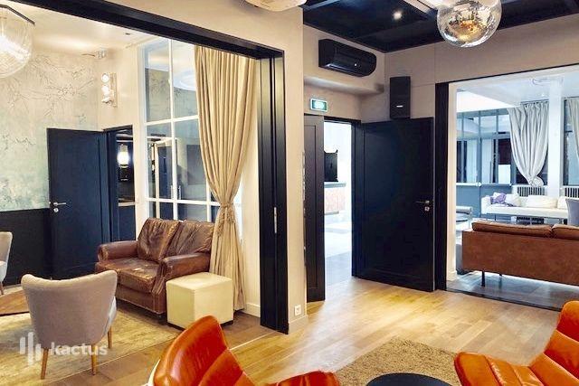 Lieu Privé - Le Loft Salon et petit salon