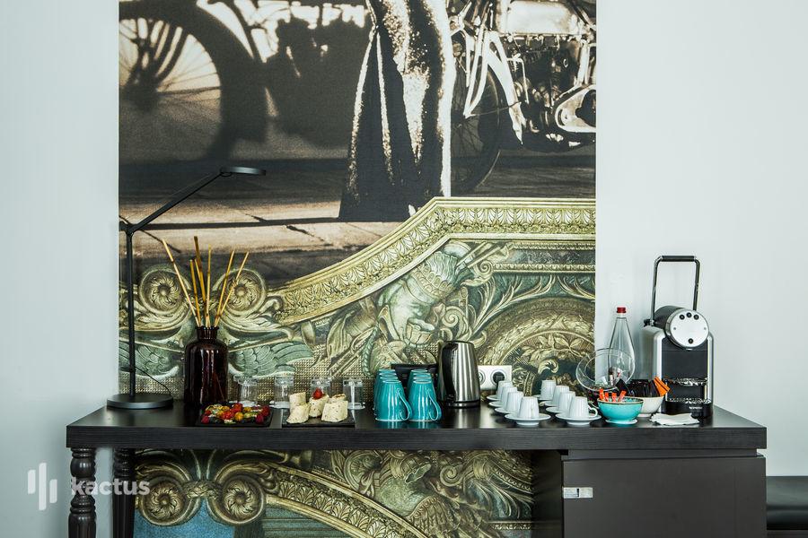 """Hôtel Indigo Paris - Opéra, IHG Pause au restaurant """"la Table du 7"""""""