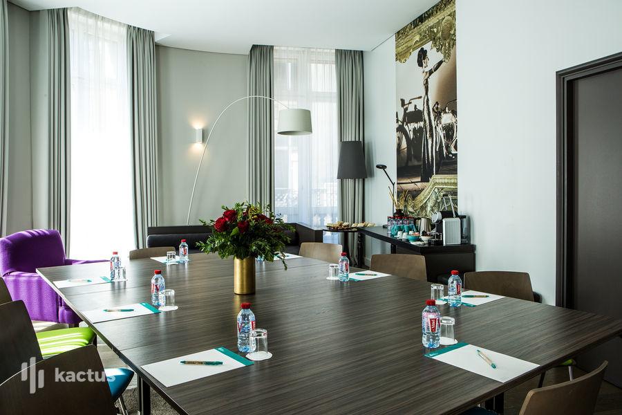Hôtel Indigo Paris - Opéra, IHG Salle de réunion STUDIO