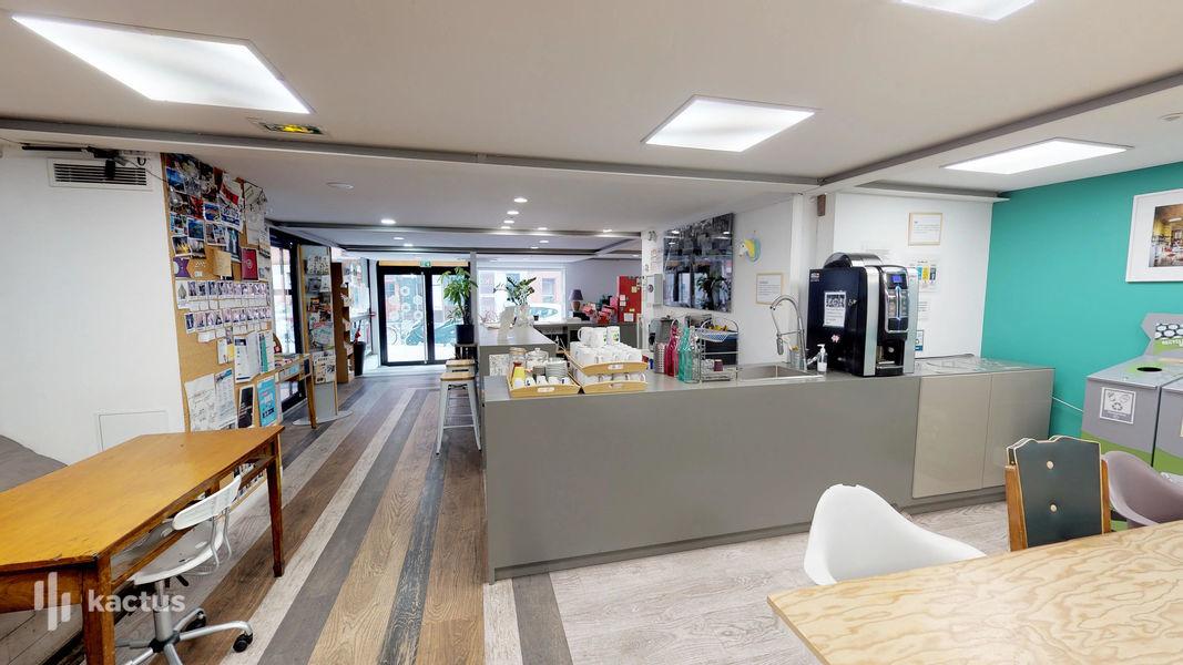 Lab'Oïkos - Cité de la RSE et de l'impact Espace Café / Cuisine