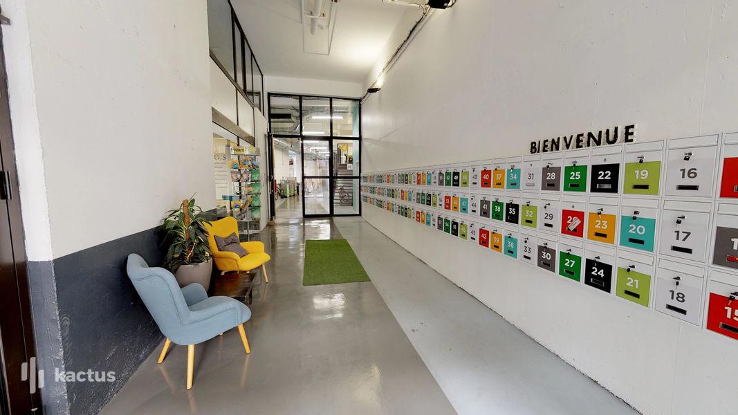 Lab'Oïkos - Cité de la RSE et de l'impact Couloir