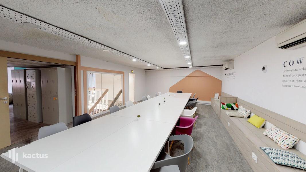 Lab'Oïkos - Cité de la RSE et de l'impact Salle Cadillac
