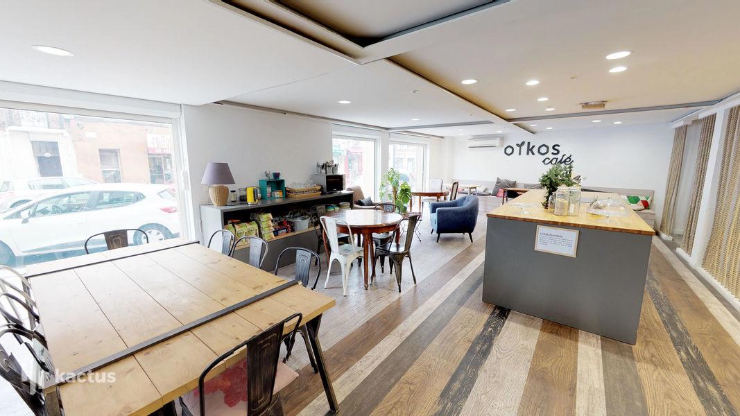 Lab'Oïkos - Cité de la RSE et de l'impact Salle Oïkos Café