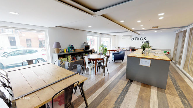 Salle Oïkos Café
