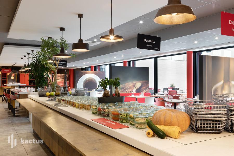 Ibis Paris CDG Airpost SB1 Restaurant La Terrasse