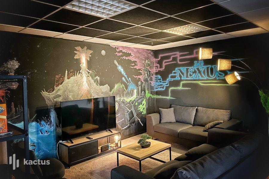 Virtual Room Rennes Le salon Nexus