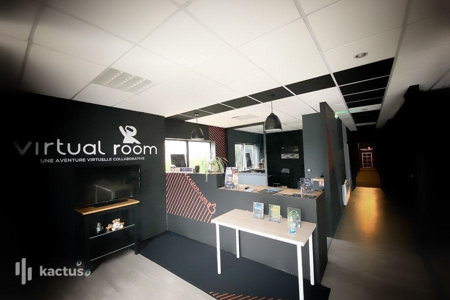 Virtual Room Rennes L'espace d'accueil