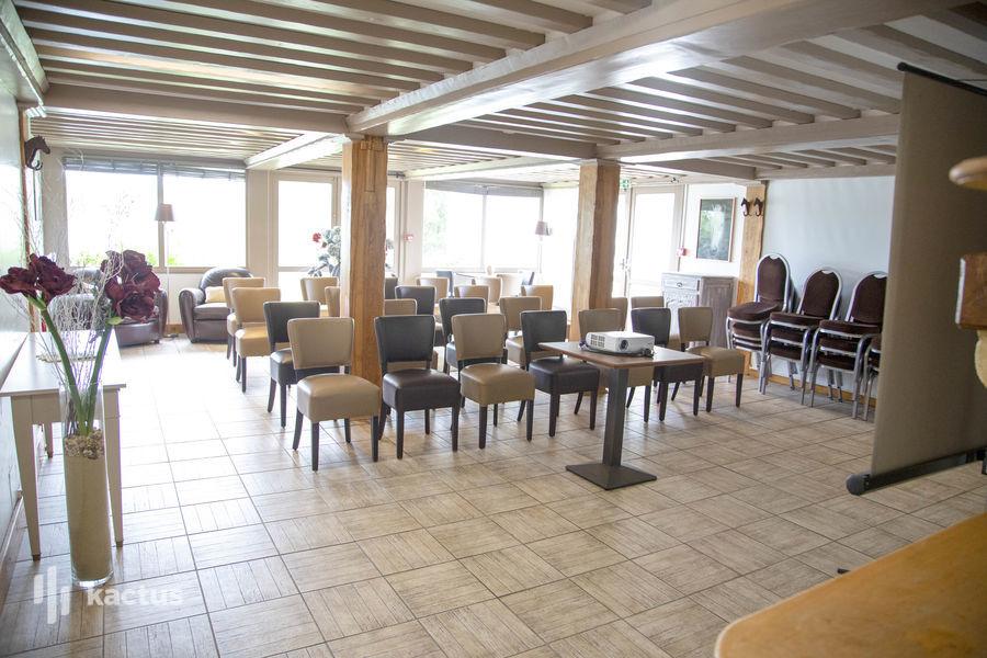 Eden Park Hotel *** Restaurant Eden park salle Normande