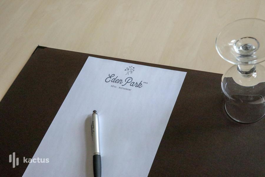 Eden Park Hotel *** Restaurant séminaire