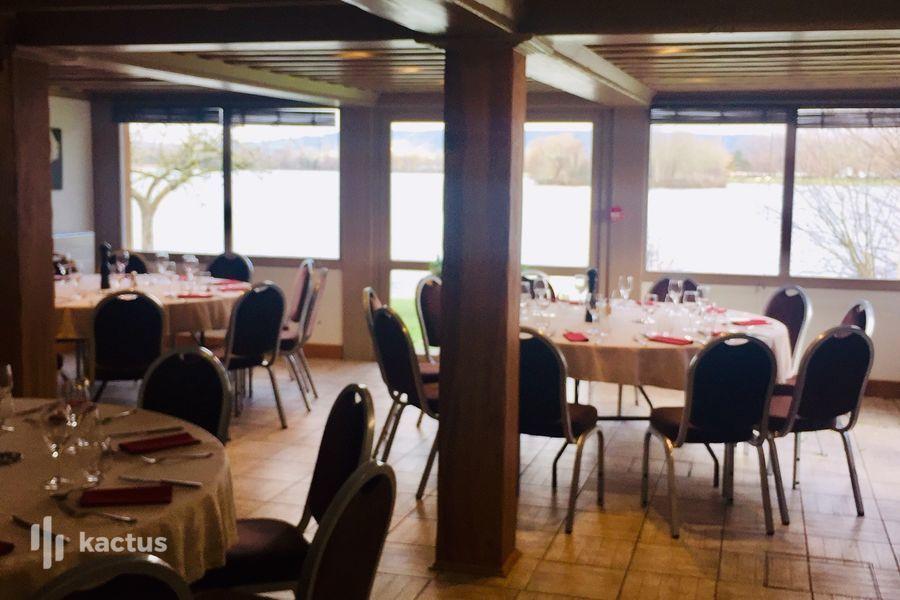 Eden Park Hotel *** Restaurant Eden Park salle Normande banquet