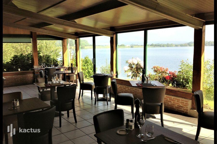 Eden Park Hotel *** Restaurant Restaurant avec vue panoramique sur le lac