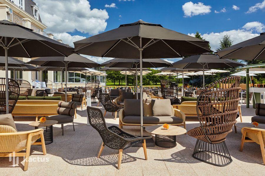 Mercure Chantilly Resort & Conventions  Terrasse